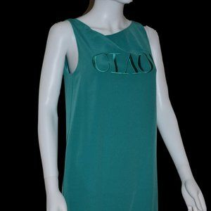 Moschino CIAO Cheap & Chic Tunic Dress